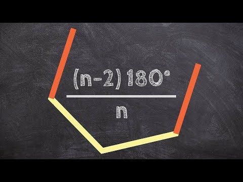 What is the formula to find the measure of one interior angle