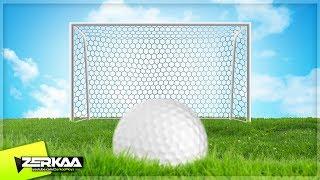 CROSSBAR CHALLENGE IN MINIGOLF! (Golf It)