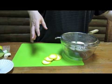Salting Zucchini To Get the Water Out (The Perfect Pantry®)