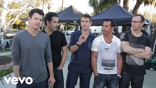 New Kids On The Block - Official Behind The Scenes Making Of The Remix (I Like The) Video