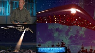 This Is What A Eight Trillion Dollar UFO Looks Like! Dr Greer Explains! 2017