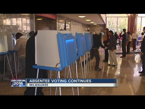 Wisconsin stands firm on requirements for early voting
