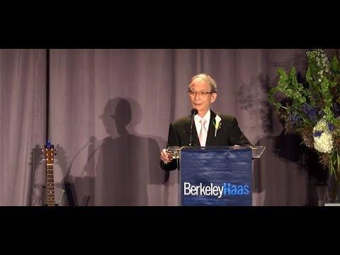 Lifetime Achievement Award - Dr. Ikujiro Nonaka, MBA 68, PhD 72