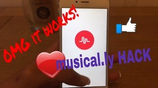 Musically Hack For The New Update 2016 100 Works