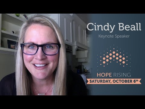 Hope Rising 2018 - One Day Conference for Betrayed Spouses