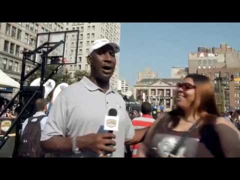 On The Road With Chocolate Thunder, Episode 5: The Big Apple