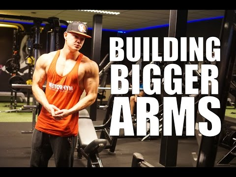 FULL GUIDE TO BUILDING BIG ARMS