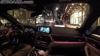 BMW G30 360° Camera Retrofitted