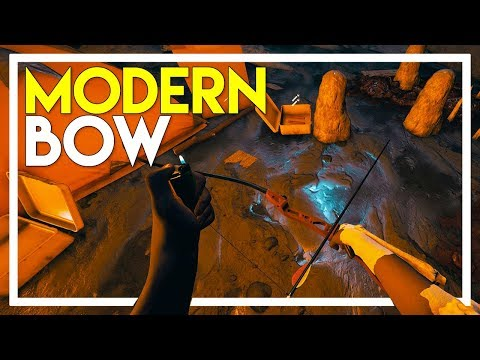 The Forest Multiplayer Gameplay - Part 16: Compound/Modern Bow Found!(The End Part 1/4)