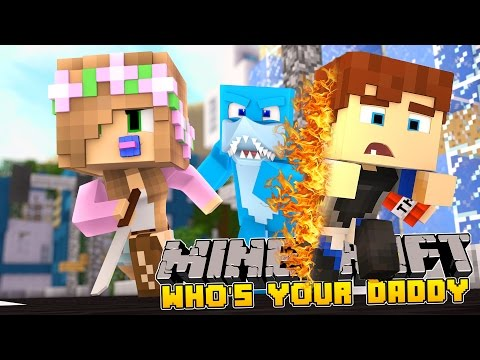 Minecraft - WHOS YOUR DADDY? - LITTLE KELLY BLOWS UP THE SCHOOL!