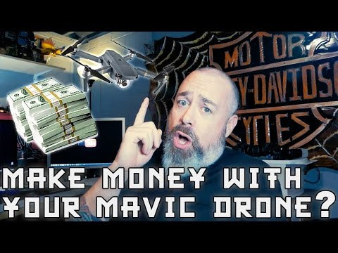 💰 How To Legally Make Money with your DJI Mavic Pro Drone? 💰 December 1, 2016 VLOGmas