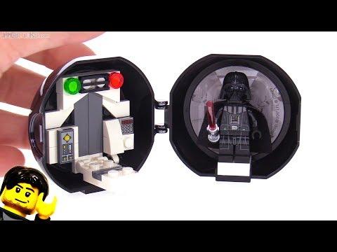 LEGO Star Wars Darth Vader Pod review! 5005376