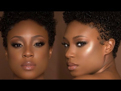 Flawless Full Coverage Foundation Routine | Acne Scars, Dark Spots, Oily Skin, Non-Cakey