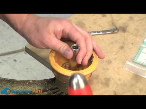 How to Replace the Spool on a Ryobi 132R String Trimmer (Part # 791-181457)