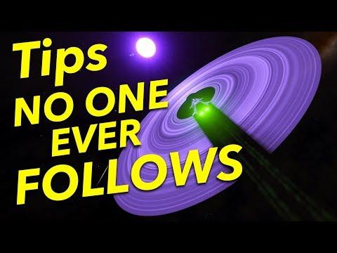 Top Tips No One Ever Follows | Elite Dangerous