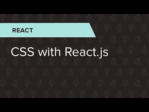 React Ep. 14: CSS with React.js