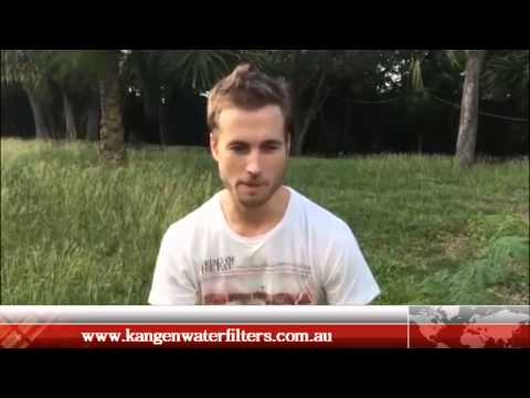 Kangen Water Testimonial   hair, nails, stomach problems, pain, hangovers & energy