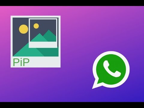 WhatsApp Gets PiP(Picture-in-Picture) Mode For YouTube, Facebook & Instagram Video In-App on Android
