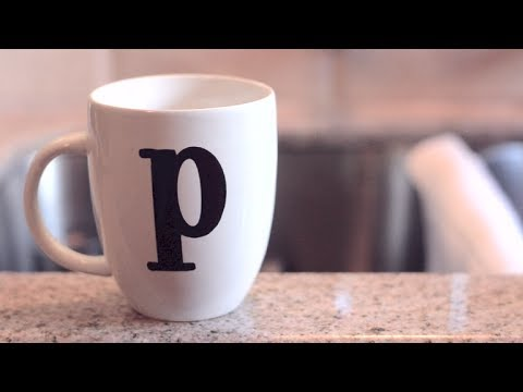 Pinterest Truth or Fail? #3: Sharpie Mug