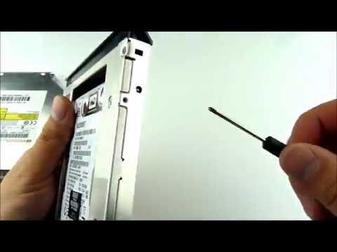 HP Elitebook 8560w 8760w 8570w HDD Caddy