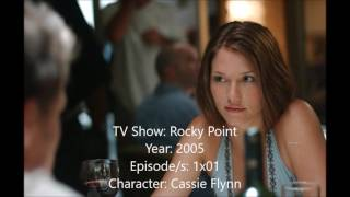 Chyler Leigh - Movies and TV Shows