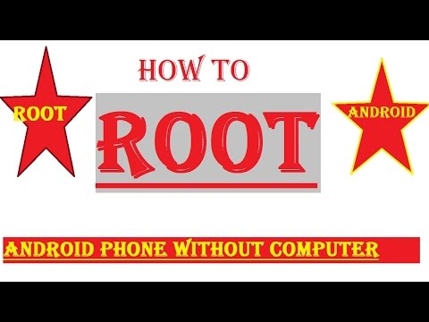 How To Root Android Phone Without Computer ?