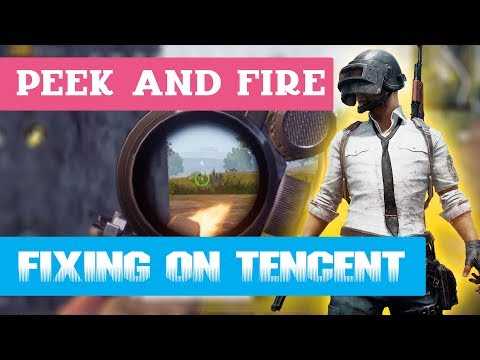 [Fixed] How to Fix Peek and Fire on Tencent Gaming Buddy
