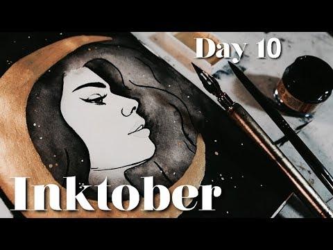 Inktober 2017 Day 10