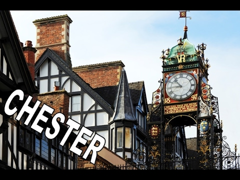 Visit to Chester City UK