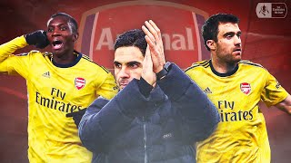 Arsenal's Journey to the Quarter-Finals | The Story So Far | Emirates FA Cup 19/20