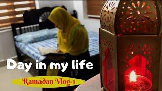 Day in My life I Simple Ramadan Menu /Easy nice pathiri,varutharacha chicken curry  - Taste tours
