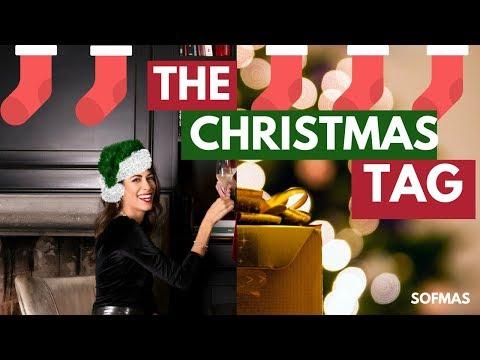 CHRISTMAS TAG   Sofmas Day 10