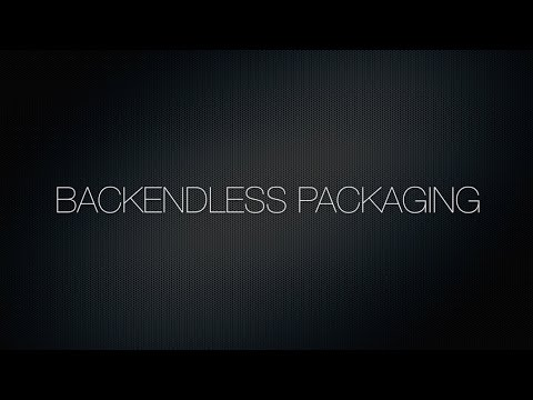 Video 2. Backendless Packaging