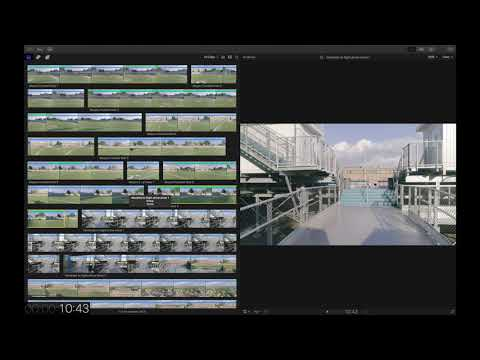 Batch Export FCPX browser clips using Command Post