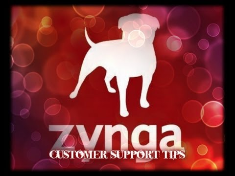 Contact Zynga Support Tips