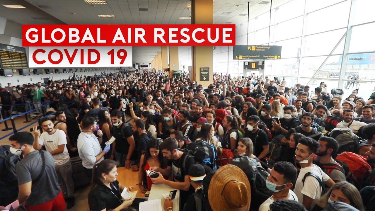 COVID-19: Repatriation Flights and Cargo Operations