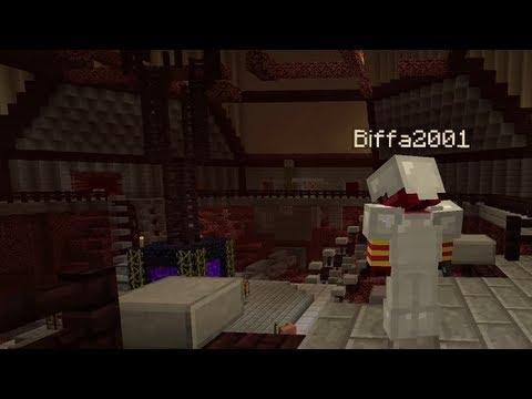 HermitCraft E19: Planning A Dual Blaze Farm [ft. Biffa]