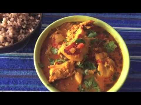 Homemade Chicken Tikka Curry Recipe   Easy Dinner Ideas