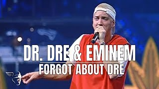 """Dr.Dre & Eminem - Forgot About Dre (From """"The Up In Smoke Tour"""" DVD)"""
