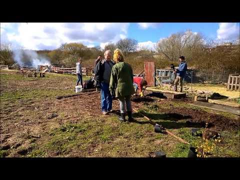 Keats Community Organics Allotment Project Part 1