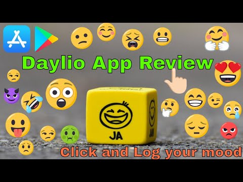 Daylio App Review - A journal and Diary for Mood || Best Mood tracker App