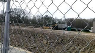 Construction at New Garfield Intermediate School
