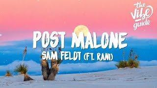 Sam Feldt - Post Malone (Lyrics) ft. RANI