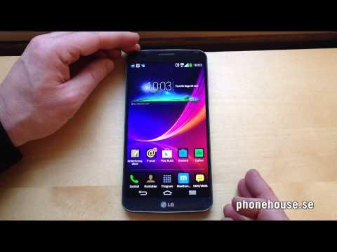 LG Flex --multitasking
