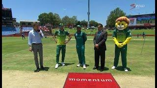 South Africa vs Pakistan | 3rd ODI | Match Build-up