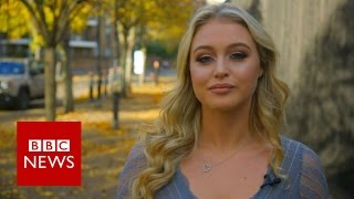 Instagram star Iskra Lawrence on why every body is beautiful - BBC News