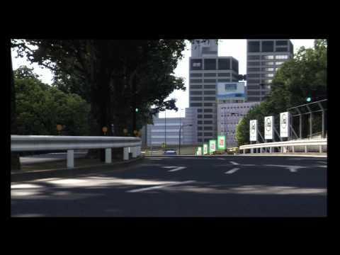 GT5: Tokyo R246 Race Online NSX