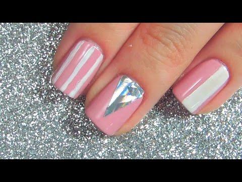 3 Easy Nail Designs - Make Short Nails Look FAB | ImGirlYouDontKnow