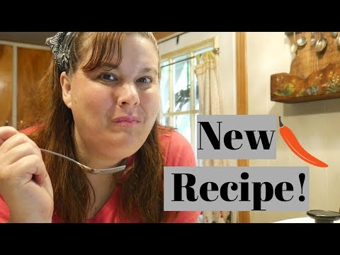 Crock Pot Fiesta Chicken  with Rice and Beans  and Vlog