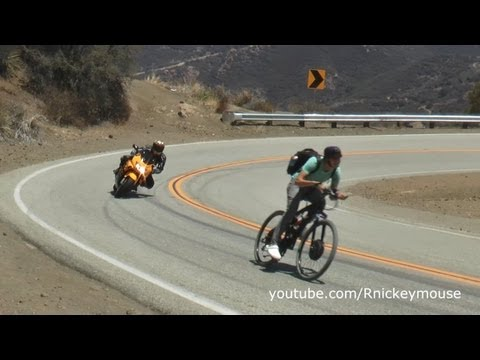 Fast 2WD Electric Bicycle - Top Speed 50mph